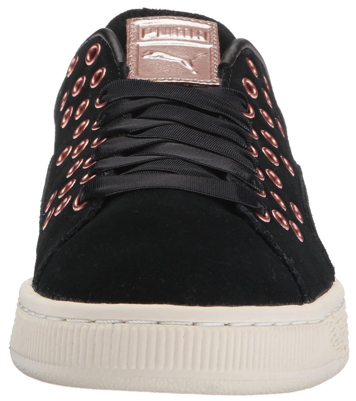 PUMA Women's Suede XL Lace VR Wn Sneaker Black-puma B01MZ0ENKP 9.5 M US|Puma Black-puma Sneaker Black 287ccd