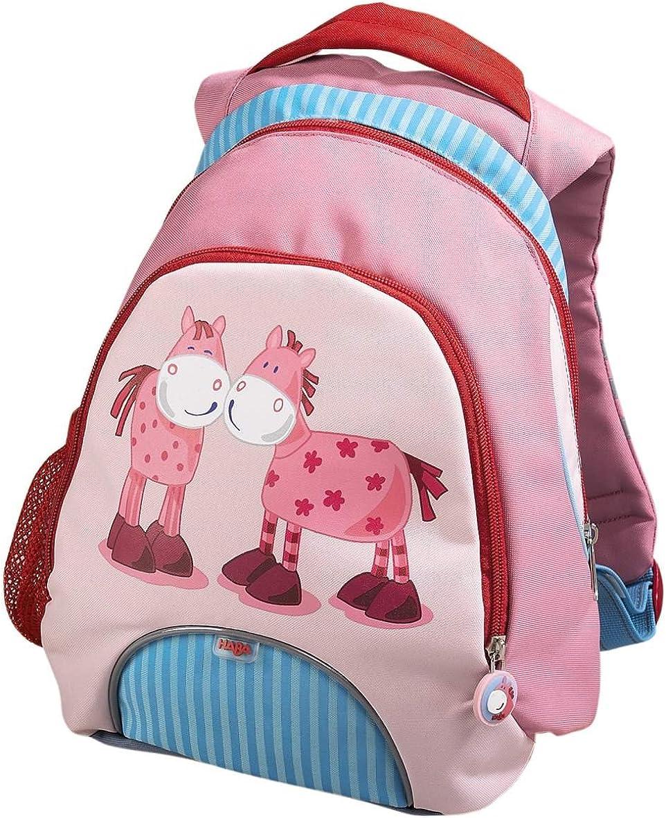 Haba 4054 - Mochila infantil, diseño de caballo