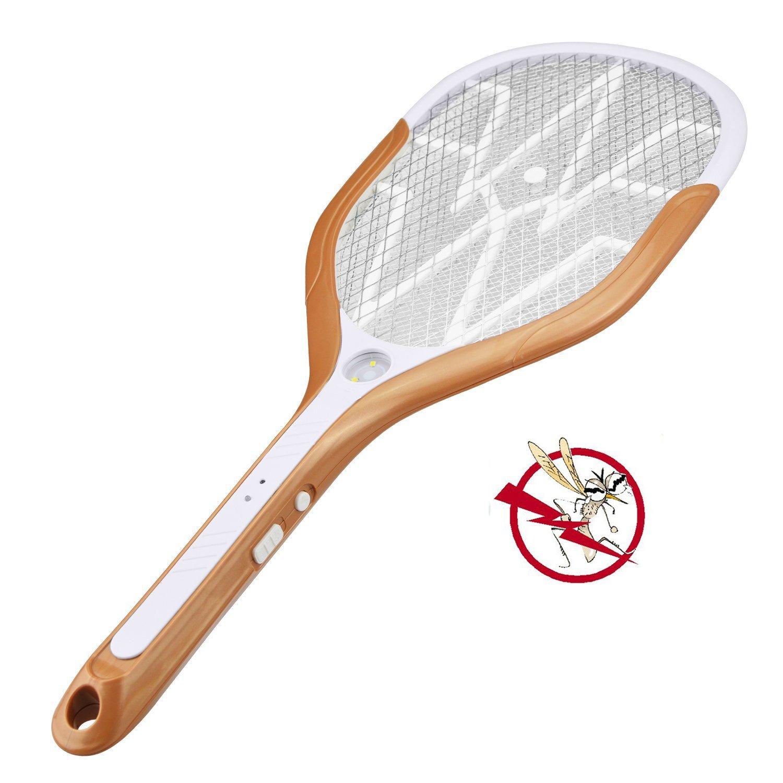 LIU RUOXI Electric Fly Swatter Bug Zapper USB De Carga Mosquito ...
