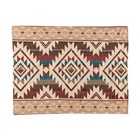Amazon.com: Colecciones Etc Southwest Geometric Aztec ...
