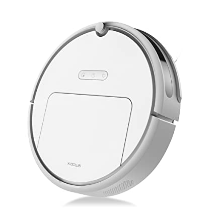 Roborock C10 Robot Vacuum Cleaner with 1600Pa Strong Suction Robotic Cleaner with APP Control, Over-Size Dust Bin, Self-Charging for Carpet, Hard ...