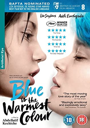 Blue Is the Warmest Colour [DVD]: Amazon.co.uk: Adèle Exarchopoulos ...