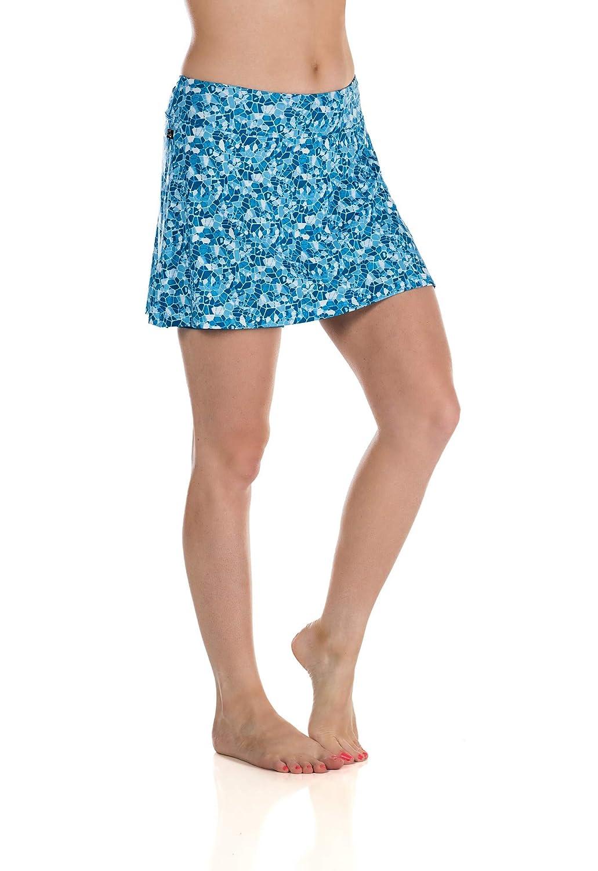 Shatter Print XXLarge Skirt Sports Women's Gym Girl Ultra Skirt
