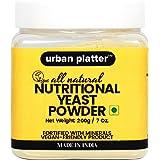 Urban Platter Nutritional Yeast Powder, 200g [All Natural, Fortified, Vegan-Friendly]