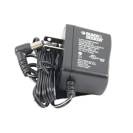 Amazon.com: Black & Decker OEM 90602288 – 01 Replacement ...