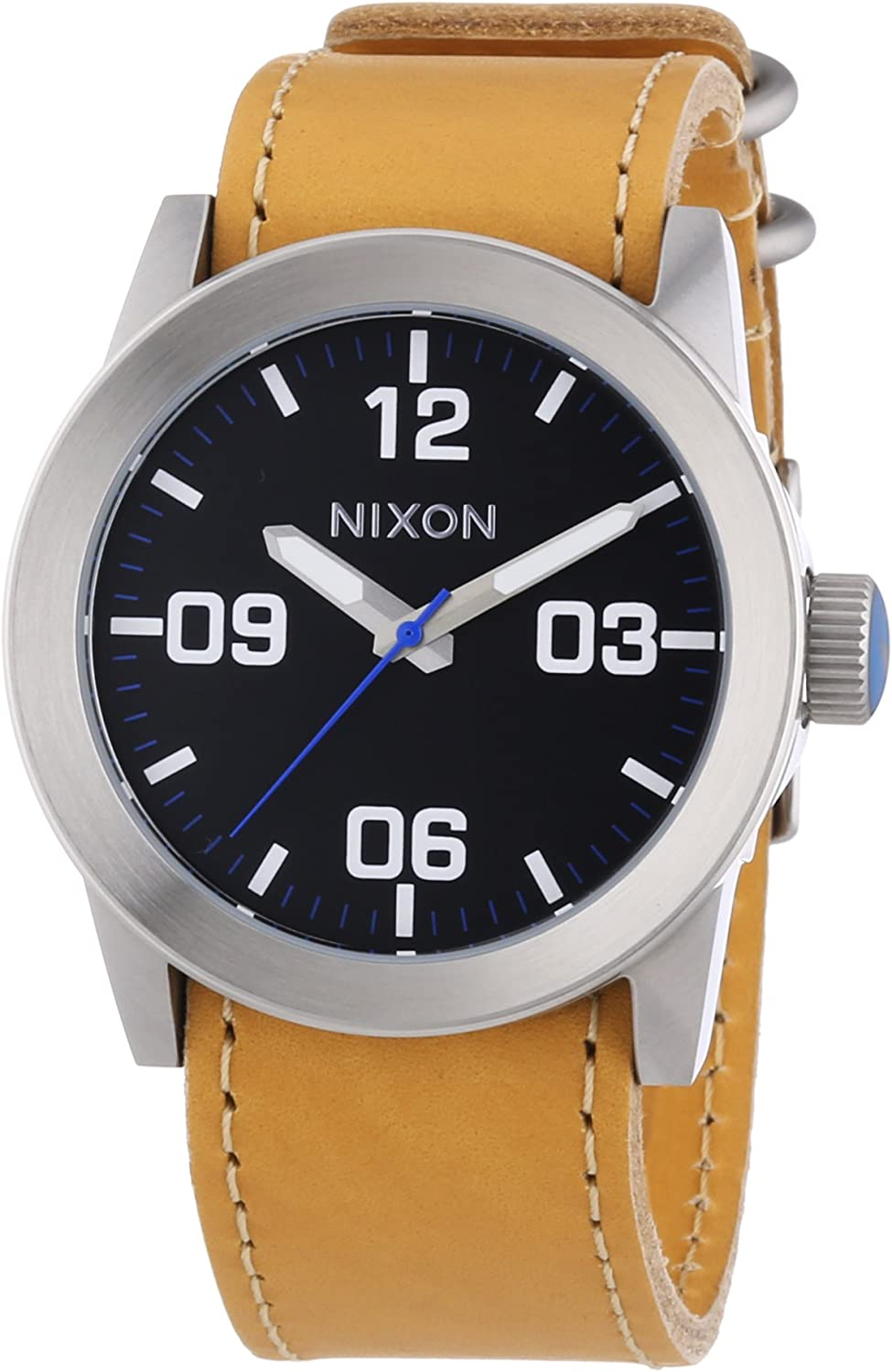 Nixon Private -Spring 2017- Natural/Black