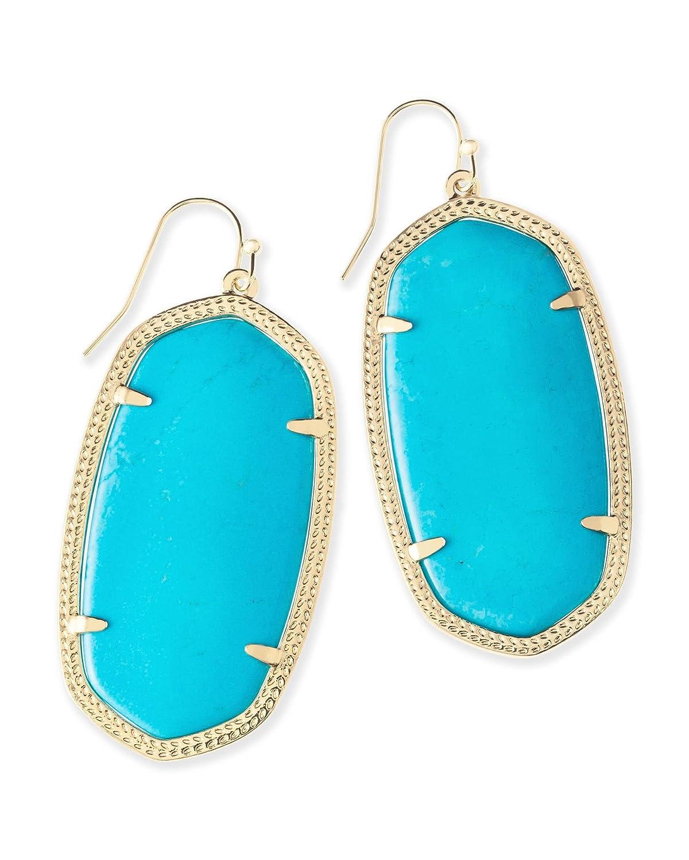 Kendra Scott Turquoise Danielle Earring