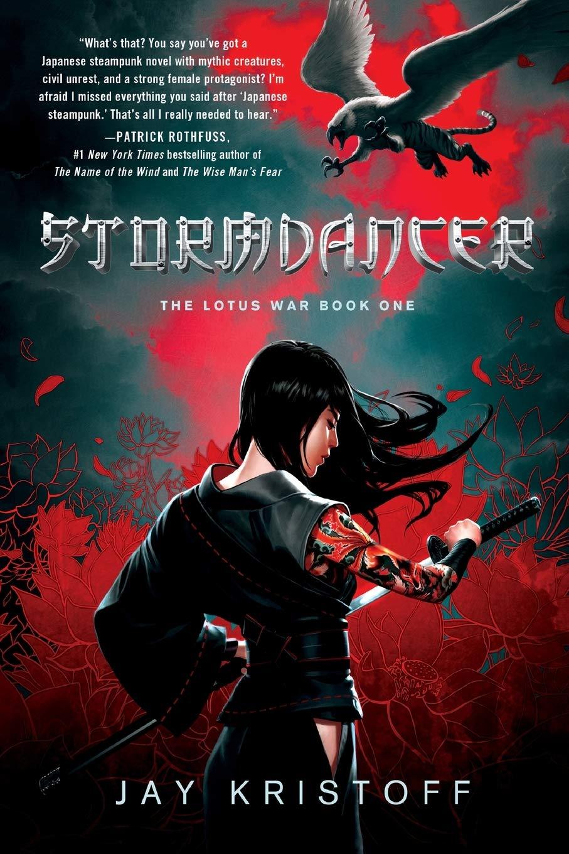 Stormdancer (The Lotus War): Kristoff, Jay: 9781250031280: Amazon ...