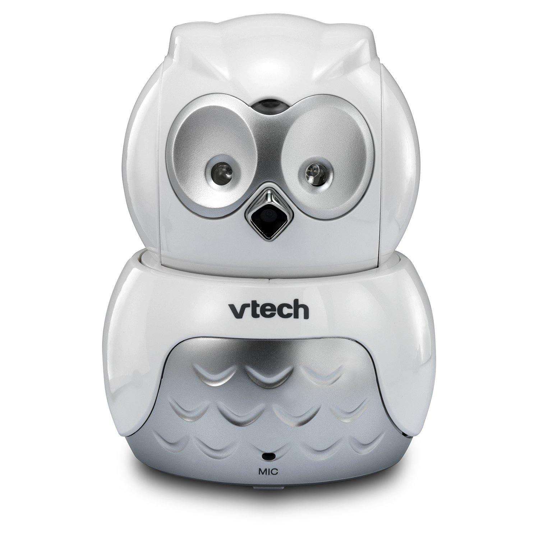 VTech Owl VM314 Accessory Pan & Tilt Video Camera for VTech VM344 and VM344-2, White VTech Communications Inc. (Baby)