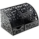 EasyPAG Office Accessories Desk Organizer Caddy with Drawer ,Black
