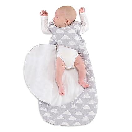 SnuzPouch - Saco de dormir, de 0 a 6 meses, 2,5 tog