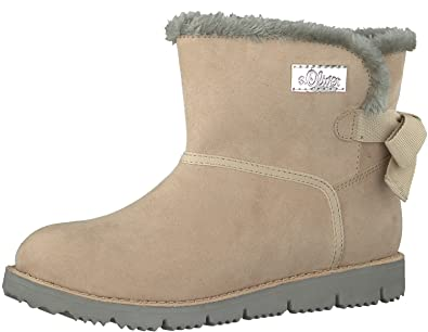 s.Oliver Damen Winter Boots