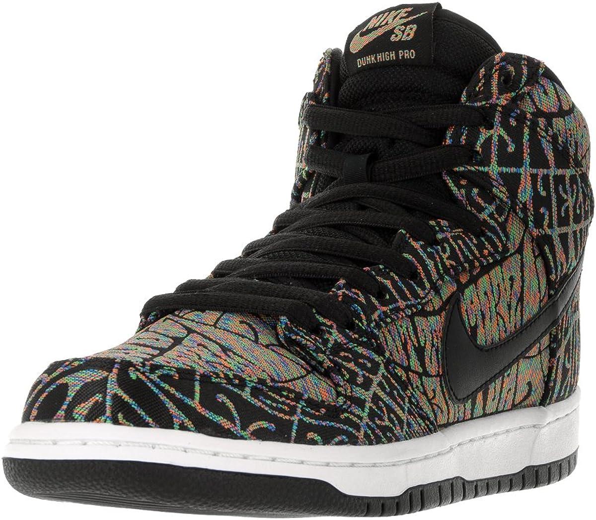 Nike Men s SB Dunk High Premium Skate Shoes