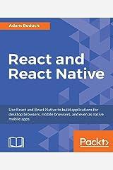 React and React Native Kindle Edition