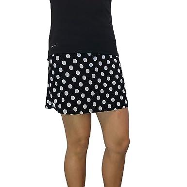 Smash Dandy - Falda de Golf y Tenis (diseño de Lunares), Color ...
