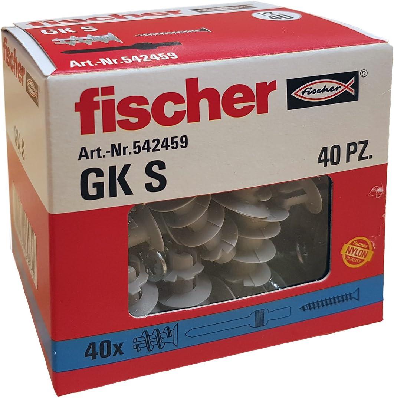 Fischer, gris, 542459: Amazon.es: Bricolaje y herramientas