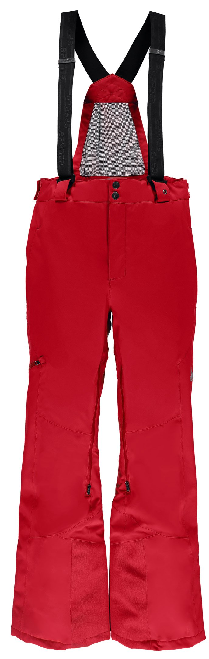 Spyder boys Leader 783367-PANT-600_2XL - Red by Spyder