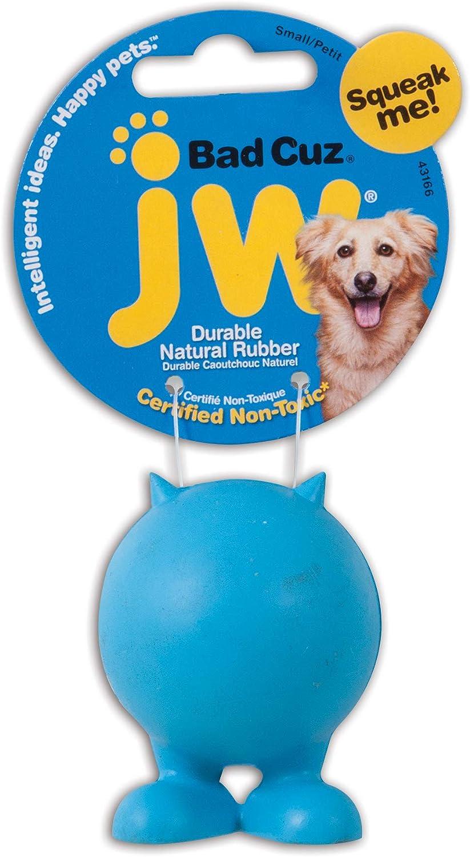 Palla di Gomma da Seguire per i Cani S JW Bad Cuz Small