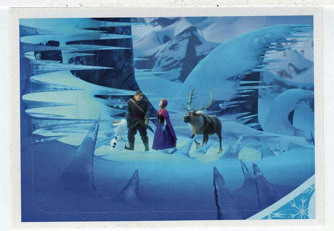 Frozen - Enchanted Moments (Trading Card/Sticker) # 73 (Base) Panini 2014