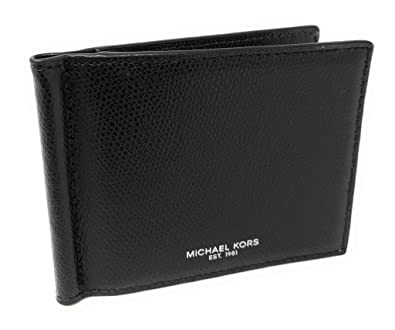 47754207dd1d Image Unavailable. Image not available for. Color: Michael Kors Men's  Warren Slim Billfold Bifold ...