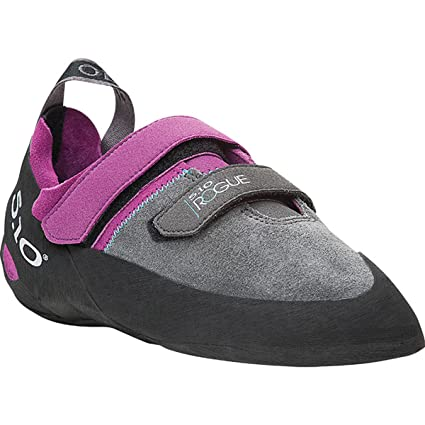 Five Ten Rogue VCS Zapatillas de Escalada para Mujer: Morado: 5.5