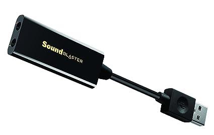 Tarjeta Sonido Externa CREATIVE Sound Blaster Play 3