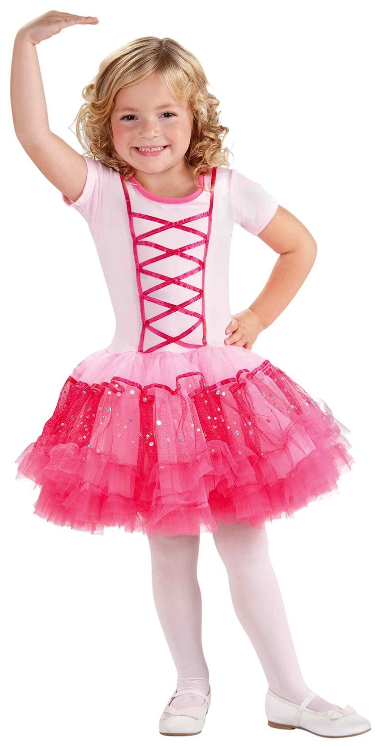 Amazon.com Forum Novelties Ballerina Princess Child Costume Toddler Toys u0026 Games  sc 1 st  Amazon.com & Amazon.com: Forum Novelties Ballerina Princess Child Costume ...