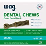 WAG Dental Dog Treats to Help Clean Teeth & Freshen Breath