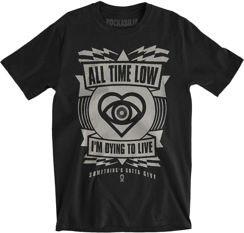 """All time low /""""hypno /'t-shirt-nouveau /& officiel!"""