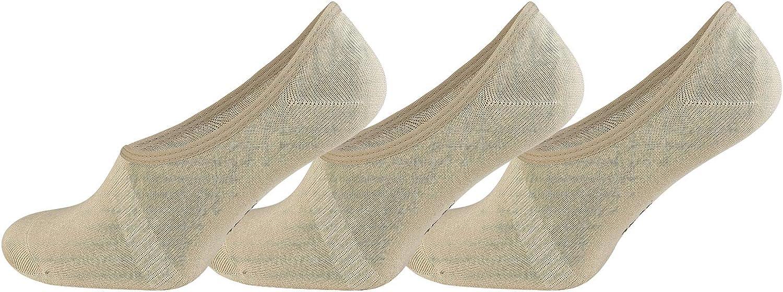 TippTexx24 6 Sneakersocken mit zus/ätzlicher Garantie 9 oder 12 Paar Damen//Herren UNSICHTBARE F/üsslinge