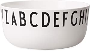 Design Letters - Melamine Alphabet Serving Bowl - Medium - 2.5 Liters