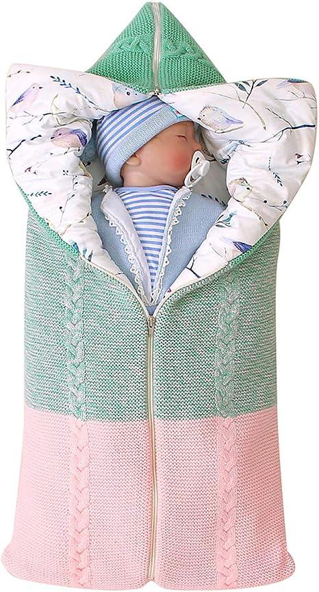 Haokaini manta de pañales para bebés recién nacidos silla de paseo ...