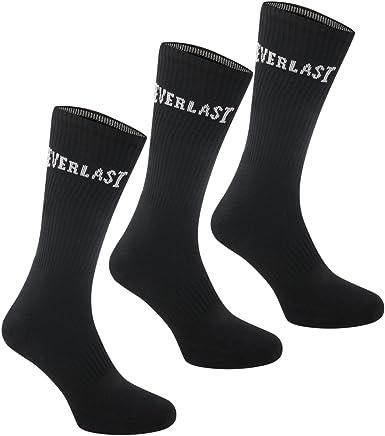 Everlast Damen 3 Pack Crew Socken