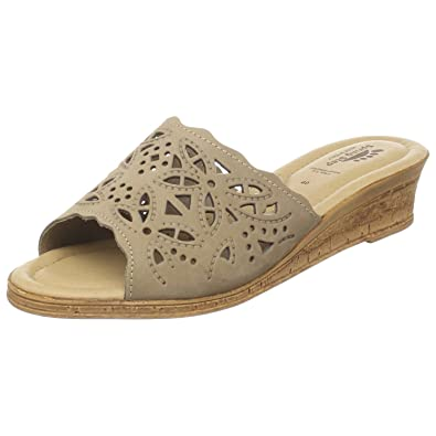 c1d2bbed9353c9 Women s Estella Slide in Black Color  Beige