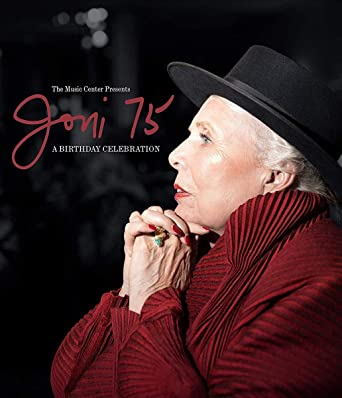 bd71d963964c20 Amazon.com: Joni Mitchell 75: A Birthday Celebration (DVD): Joni ...