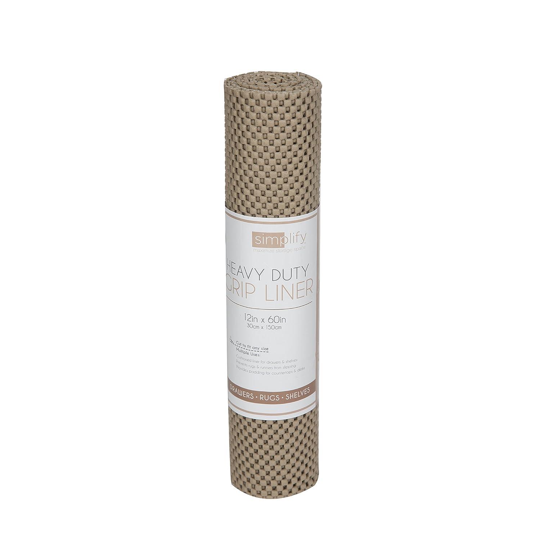 Simplify Heavy Duty-Non-Adhesive Shelf Liner, 12