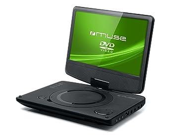Muse m 970 dp tragbarer dvd player dvd±r rw cd cd r rw mp3 jpeg