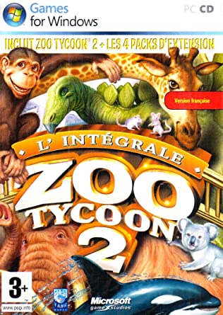 telecharger zoo tycoon 2 complete collection francais