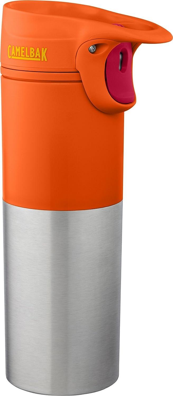 CamelBak Forge Divide Insulated Travel Mug, 16 oz, Mango Tango   B015DJ9WE2