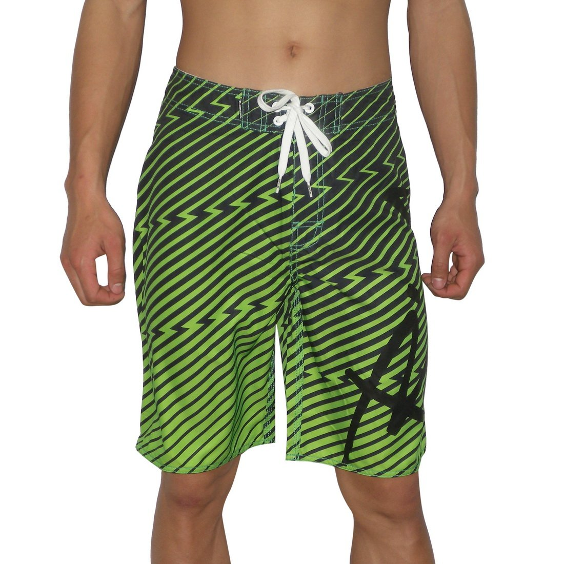 0f34e3b7ddf Mens Rip Curl MICK FANNING Skate & Surf Boardshorts Board Shorts (Size:  32): Amazon.co.uk: Clothing