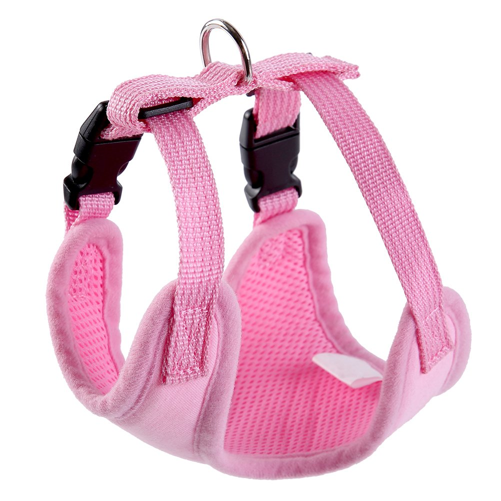 EXPAWLORER Escape Proof Cat Harness with Leash – Best Cat Safety Harness Mesh Adjustable Vest Harness for Cats and Small…
