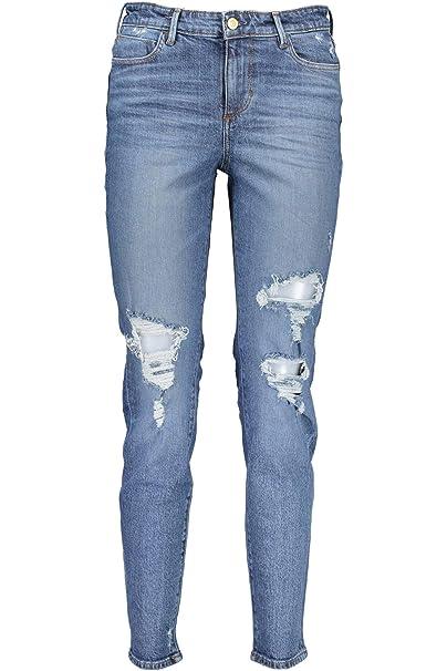 Guess Jeans W92A46D3HU0 - Pantalones Vaqueros para Mujer ...