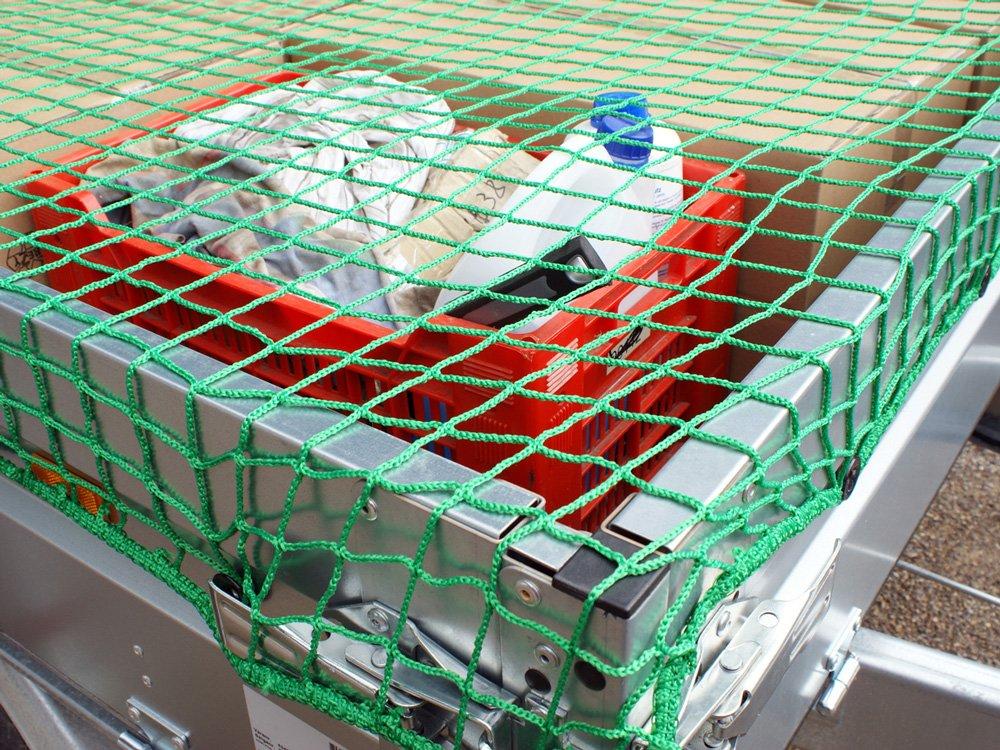 1500 x 2700 mm EAL 10501 Red de seguridad para remolque