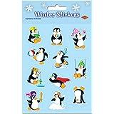 Penguin Stickers   (4 Shs/Pkg)