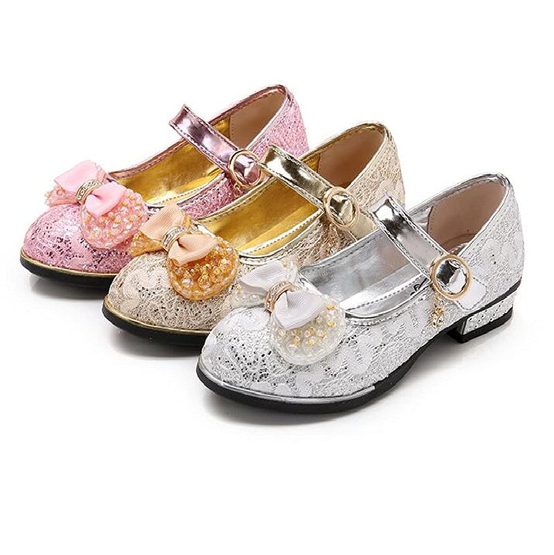 homme / femme en de chaussures en femme cuir rose - bow charmant les chaussures mode fleuriste mariage les chaussures de princesse pour enfants finition soignée, promotion av9356 exportation magasin shopping en ligne 458451