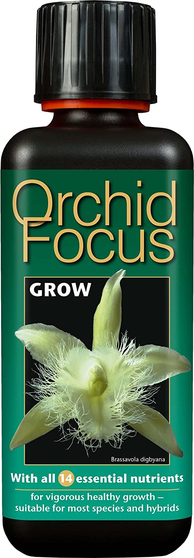 Growth Technology Ltd Orchid Focus Grow 300ml 05-210-175