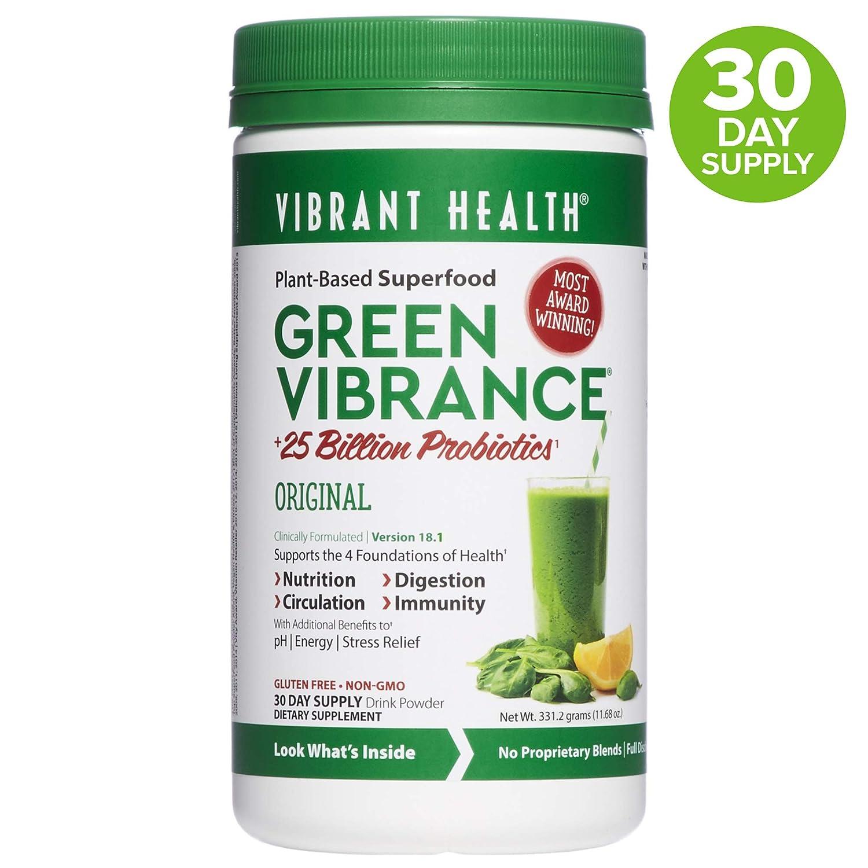 Amazon.com: Salud Vibrante Green Vibrance, No Model, 1, 1 ...