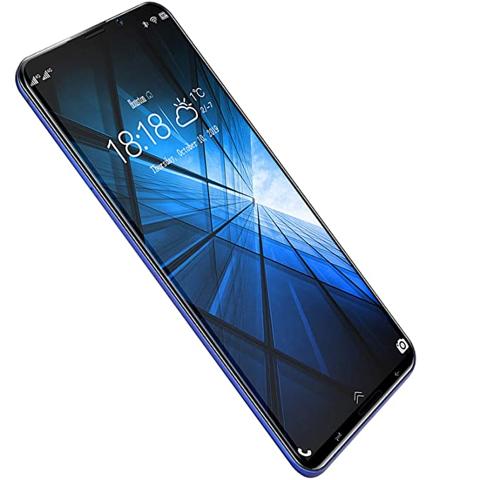 Moviles Libres Baratos 4G, J6+(2019) 3GB RAM+16GB ROM/128GB 5.99 Pulgadas Full-Screen Smartphone Libre 4800mAh Quad-Core Dual SIM Dual Cámara 8MP+5MP ...