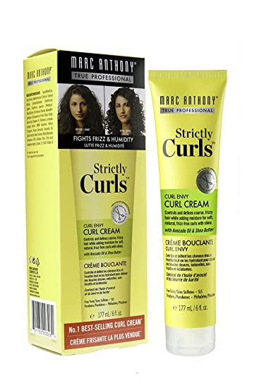 Amazon Com Marc Anthony Strictly Curls Curl Envy Perfect Curl Cream