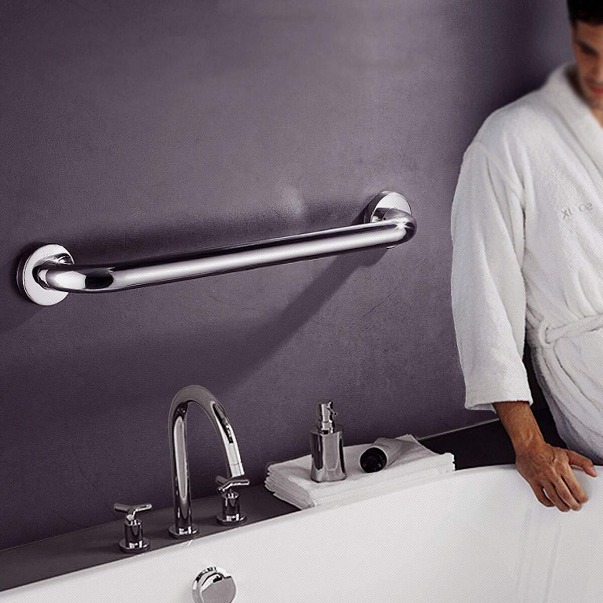 OlBu Haltegriff Badewannengriff f/ür WC Dusche Wandmontage Dusche Wandmontage 30CM